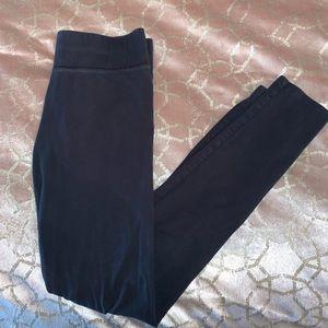 Aerie Black Cotton Leggings